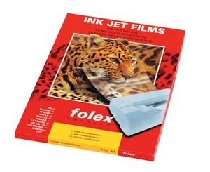 Obrázek Fólie Folex - fólie BG 32.5 PLUS pro barevný inkoustový tisk / 50 ks