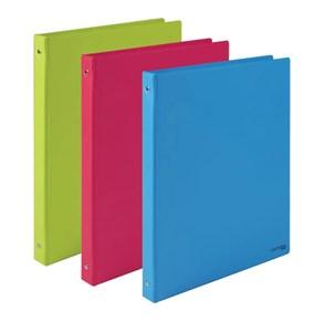 Obrázek Kroužkové záznamníky Karis PVC Office - A5 / pastelová modrá