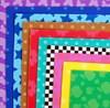 Obrázek Dekorační pěnovka samolepicí - A4 / 10 ks - mix motivů a barev