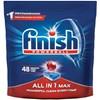 Obrázek Finish tablety do myčky - All in one Regular / 48 ks