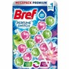 Obrázek Bref WC Perfume swich kuličky 3 x 50 g